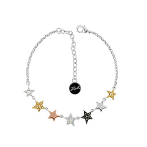 KRL LGRFLD LINEAR MULTI STAR BR (MULTI) BRACELET CR