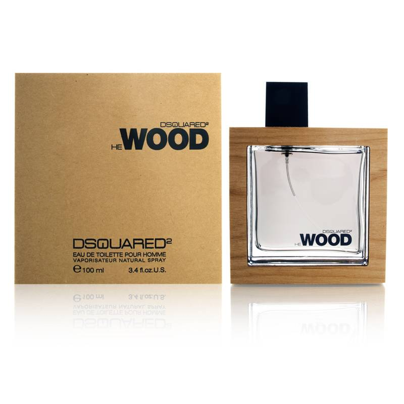 HE WOOD M. EDT 100ML SPRY