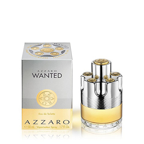 AZZARO WANTED EDT Y16 50ML R SPRY