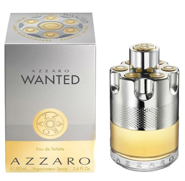 AZZARO WANTED EDT Y16 100ML SPRY