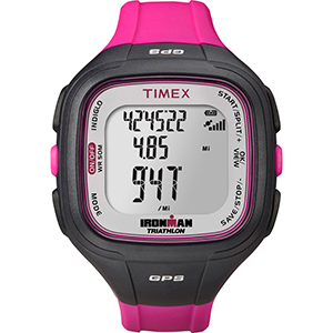 TIMEX IRONMAN EASY TRAINER GPS - BERRY